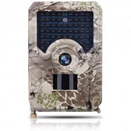 Caméra de Chasse - Surveiller la Faune - Caméra Infrarouge pour la Nuit - Surveillance des Pièges ou du Chalet