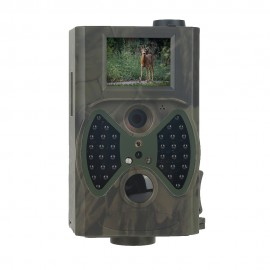 Caméra de Chasse pour Gibier - Envoi de Texto - 1080p - Infrarouge - 12MP