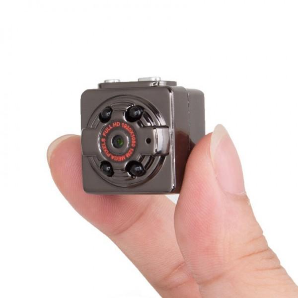 Mini Caméra Espion Vision de nuit IR et Détection de mouvement