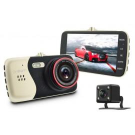 Caméra de Voiture à Grand Angle et Vision de Nuit Novatek 96658