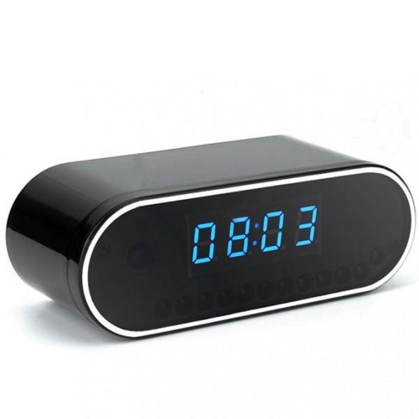 Radio Réveil Caméra WIFI 720P WEBCAM