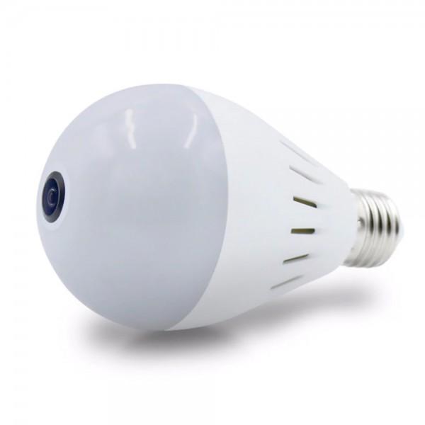 Ampoule Caméra WIFI HD avec Détection de Mouvements