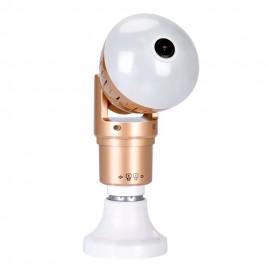 Ampoule Caméra Espion WIFI Panoramique