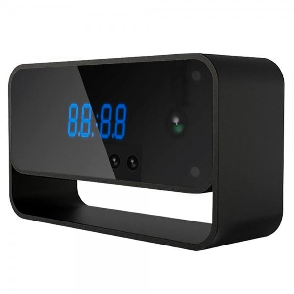 Radio-réveil WIFI/P2P avec Caméra Longue Autonomie à Détection de mouvements