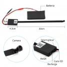 Mini Caméra Espion Wifi Grand Angle 1080p