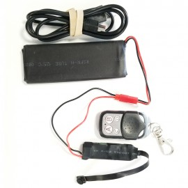 Mini Caméra Espion Wifi HD avec Batterie externe