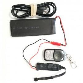 Mini Caméra Wifi HD avec Batterie externe