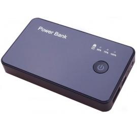 Batterie de Secours Espion avec Caméra Cachée et Détection de Mouvements