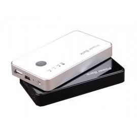 Batterie de Secours avec Caméra Cachée et Détection de Mouvements