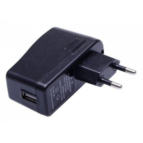 Chargeur Universel Espion pour USB avec Prise Murale