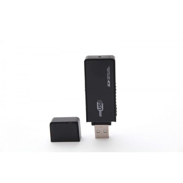 Clé USB d'Espionnage HD - Détection de Mouvements