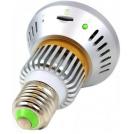 Ampoule Caméra Espion avec Détection de Mouvement