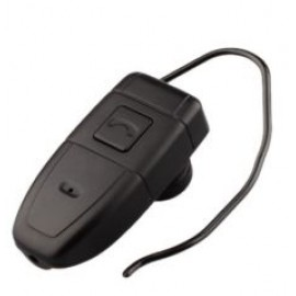 Oreillette Bluetooth avec Caméra Espion Intégrée