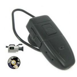 Oreillette Bluetooth caméra espion