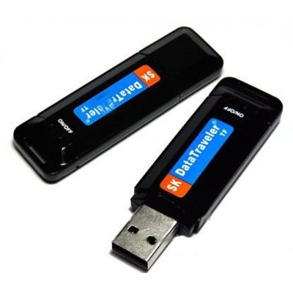 Clé USB Espion avec Dictaphone