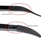 Lunettes Espion Ultra-Minces avec Caméra Cachée de 5MPixels