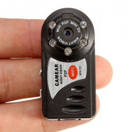 Mini Caméra Sans Fil Wifi