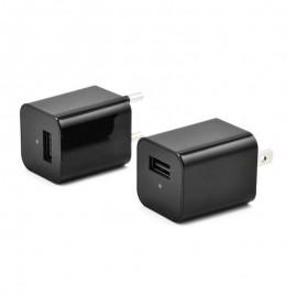 Mini Caméra Espion HD 1080p Chargeur USB Mural