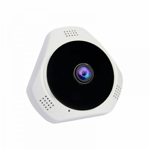 Caméra IP Espion WIFI Panoramique