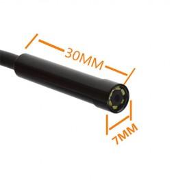 Endoscope Android Etanche 7mm avec Tube Caméra 1 à 5m