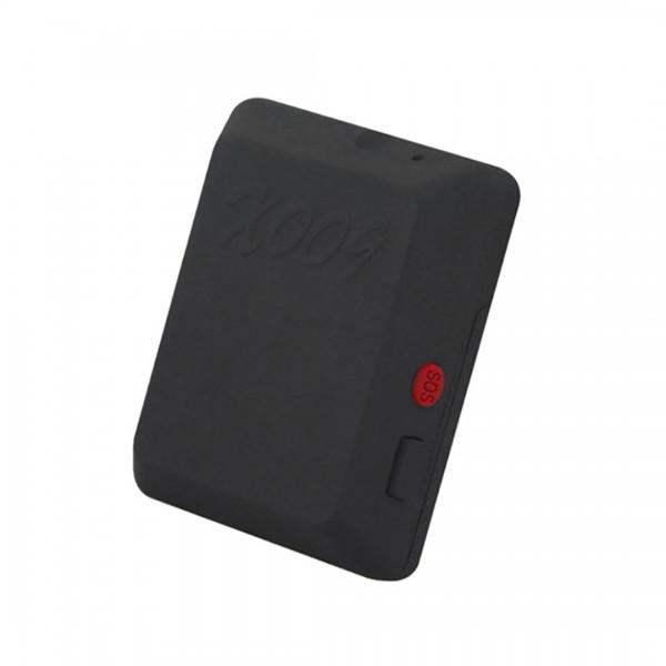 Traceur GPS avec Caméra Espion et Micro Intégré