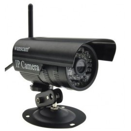 Caméra IP WIFI IR 20M Extérieure et Intérieure