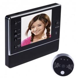 Portier Video avec Écran LCD Sans Fil de 9cm