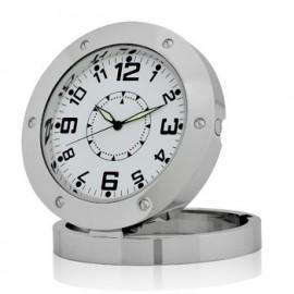 Horloge avec Caméra Cachée et Détection de Mouvement