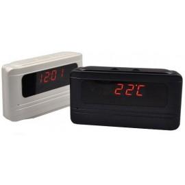 Réveil avec Caméra Cachée HD 5MP et Télécommande à Distance
