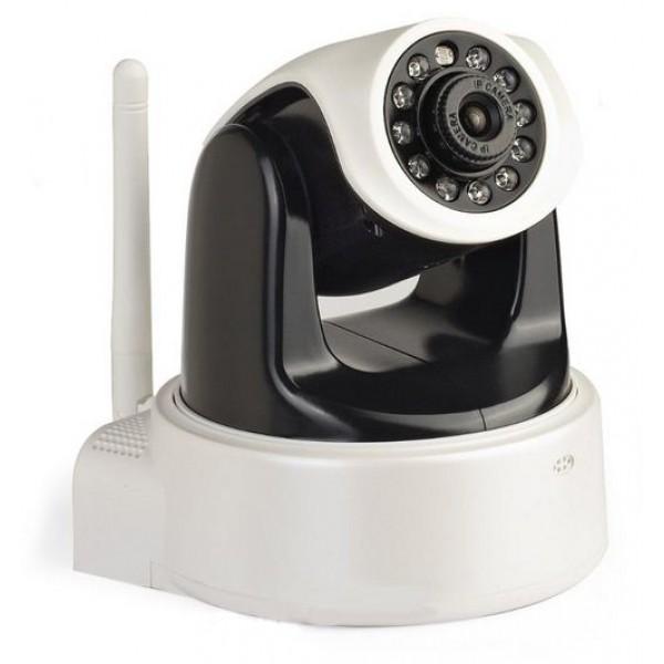Caméra IP 1MP - Carte Mémoire