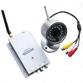 Mini Caméra Espion de Surveillance Sans Fil avec Vision de Nuit