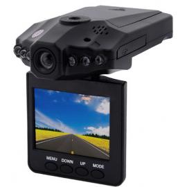 Caméra Espion pour Voiture avec Écran LCD et Vision de Nuit 270 Degrés