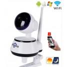 Caméra de Sécurité Sans Fil WIFI avec Vision de Nuit