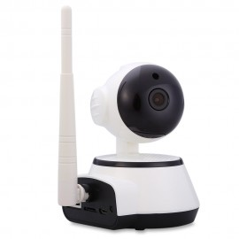 Caméra de sécurité sans fil IP avec vision de nuit