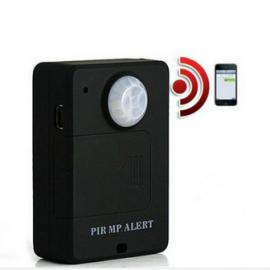 Micro GSM à Distance et Détection de Mouvement