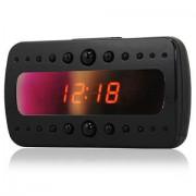 Réveil Caméra Espion HD avec Vision de Nuit