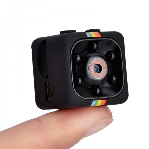Mini Caméra Espion 1080p Avec Vision Nocturne